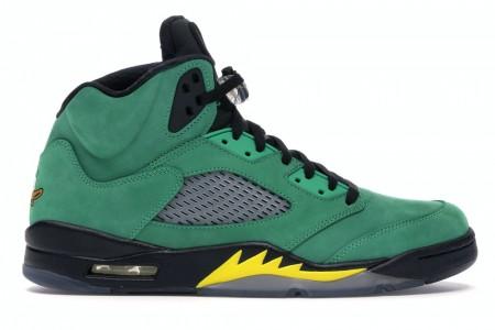 Cheap Air Jordan Shoes 5 Retro SE Oregon