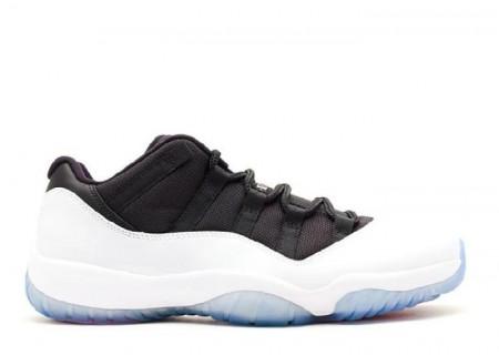 Cheap Air Jordan Shoes 11 Retro Low White Black