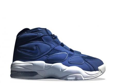 Cheap Nike Air Max 2 Uptempo QS Dark Blue White for Sale