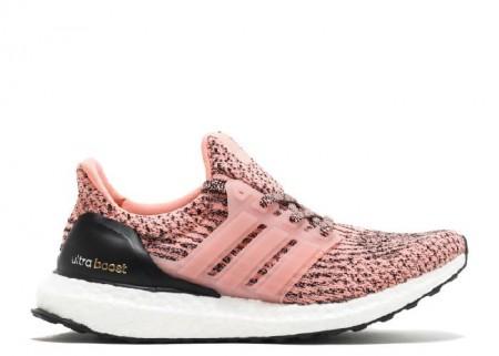 Cheap Ultra Boost W Still Breeze Pink Black White