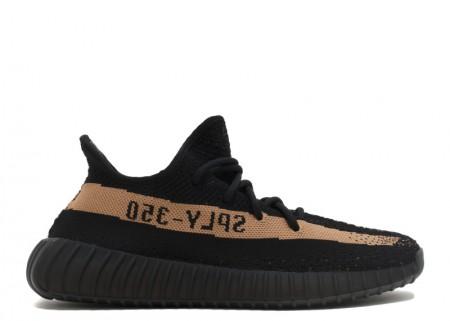 Cheap II adidas Fake Yeezy Boost 350 V2 Core Black Copper