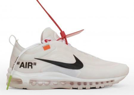 Cheap Off White X Nike Air Max 97 for Sale