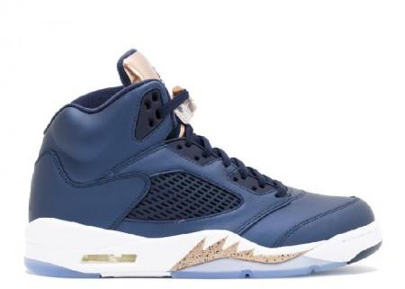 Cheap Air Jordan Shoes 5 Retro Bronze