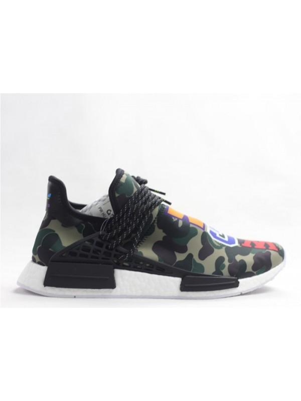 Cheap Adidas NMD Human Race Pharrell Williams X Bape Online