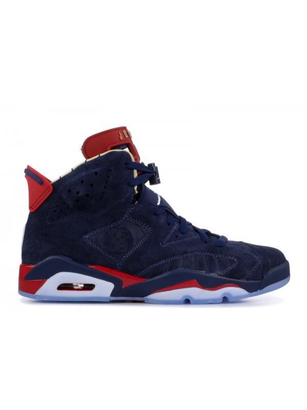 Cheap Air Jordan Shoes 6 Retro Doernbecher 15th Anniversary