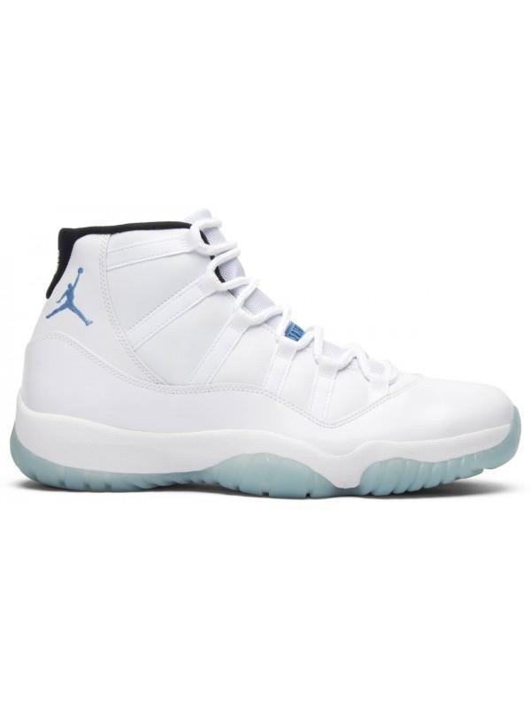 "Cheap Air Jordan Shoes 11 Retro ""Legend Blue"""