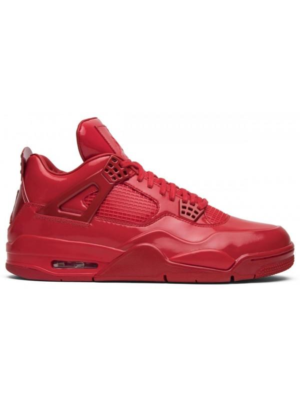 Cheap Air Jordan Shoes 4 Retro 11Lab4 Red