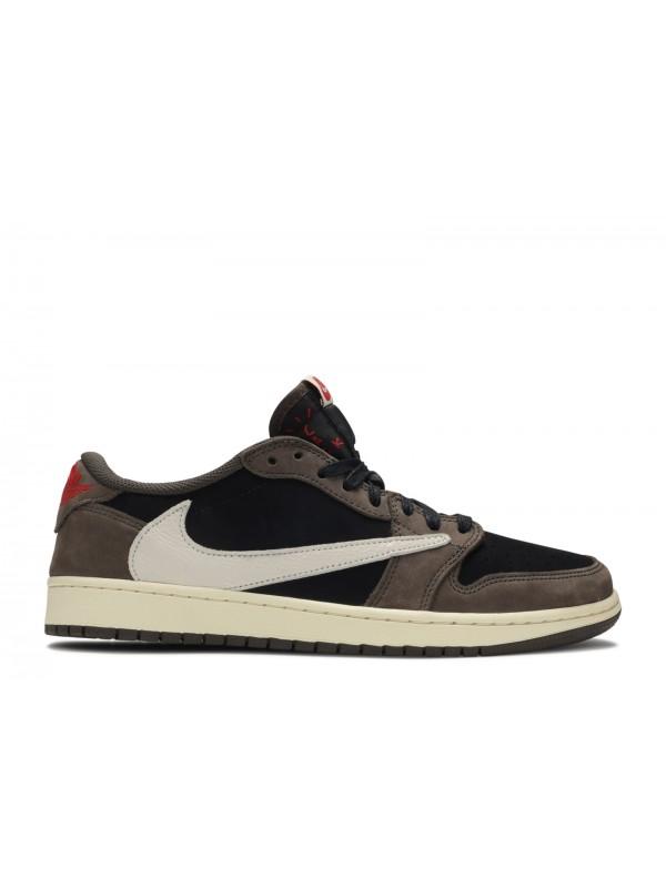 Cheap Air Jordan Shoes 1 Retro Low Travis Scott
