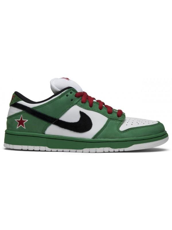 Cheap Nike Dunk SB Low Heineken
