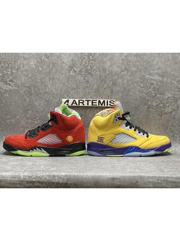 Cheap Air Jordan Shoes 5 Retro What The