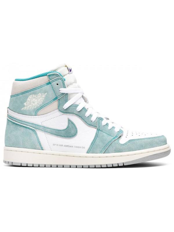 Cheap Air Jordan Shoes 1 Retro High Turbo Green