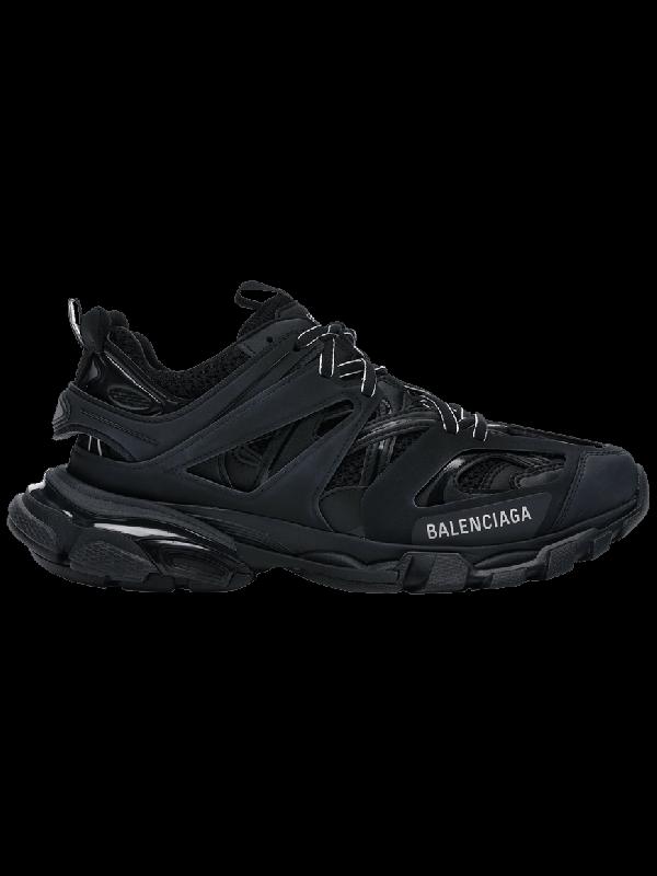 Cheap Balenciaga Track Black