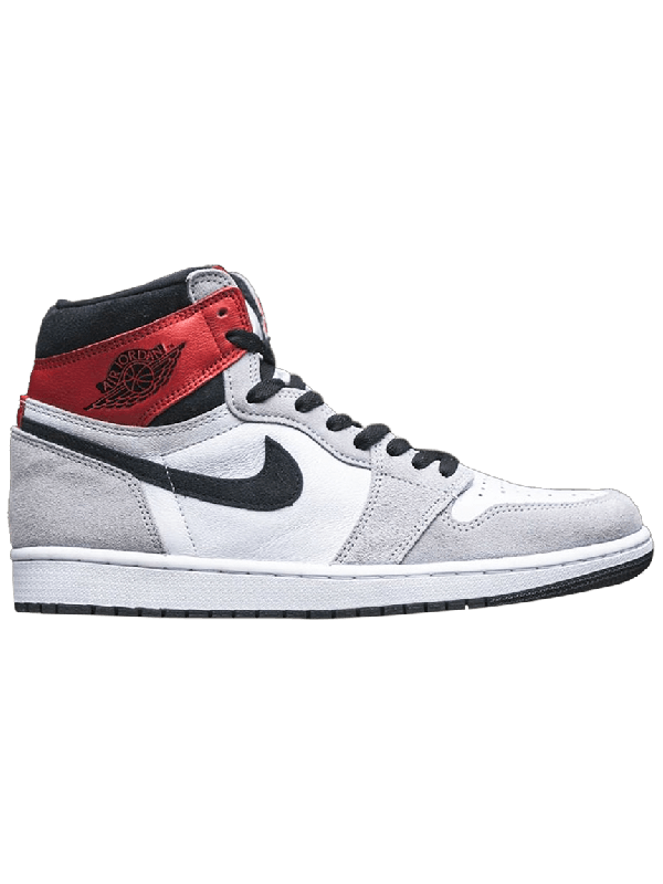 Cheap Air Jordan Shoes 1 Retro High Light Smoke Grey