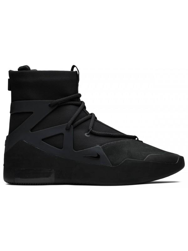 Cheap Nike Air Fear of God 1 Triple Black