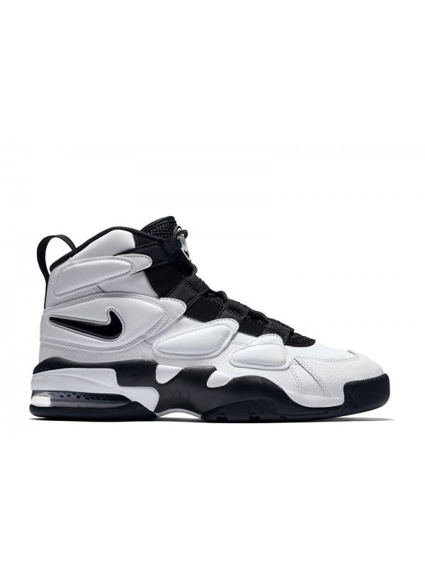 Cheap Nike Air Max 2 Uptempo QS White Black for Sale