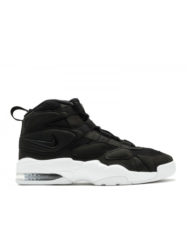 Cheap Nike Air Max 2 Uptempo QS Black White for Sale