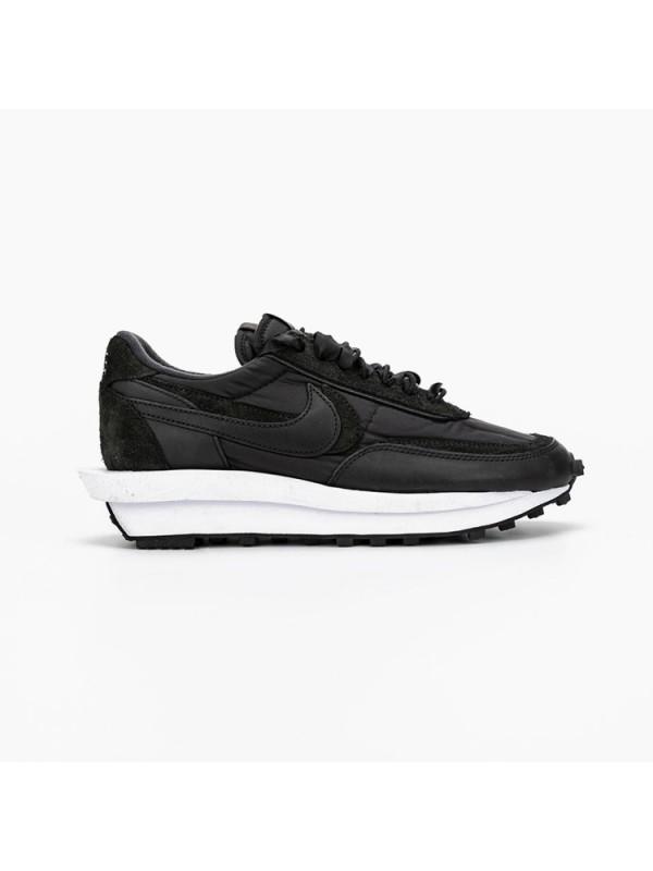 "Cheap Sacai x Nike LDV Waffle ""Black Nylon"""