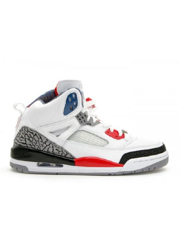 Cheap  Air Jordan Shoes Spiz'lke Mars Blackmon White Fire Red Black
