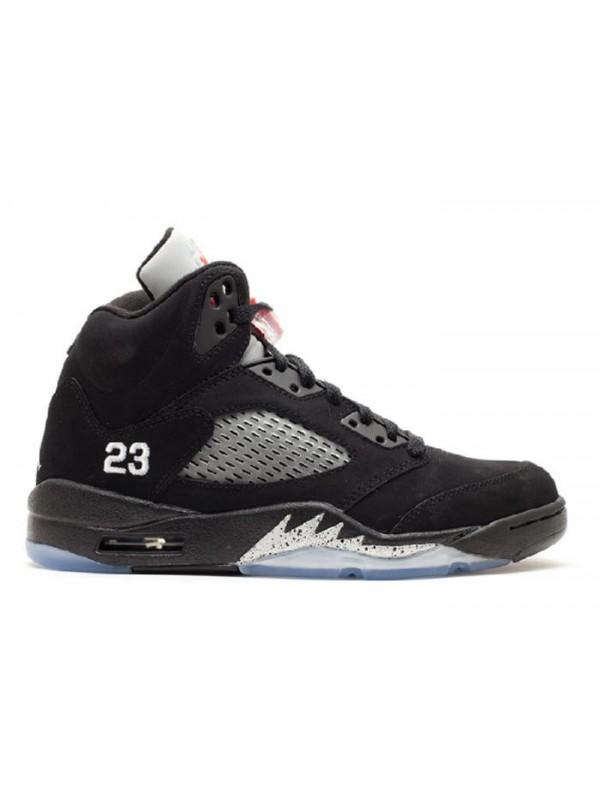 Cheap Air Jordan Shoes 5 Retro 2011 Release Black