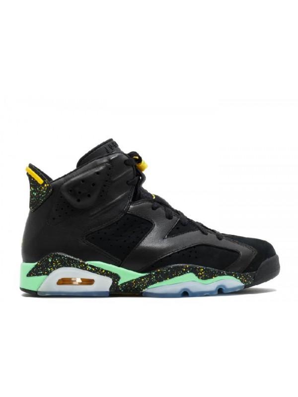 Cheap Air Jordan Shoes 6 Retro Brazil Pack