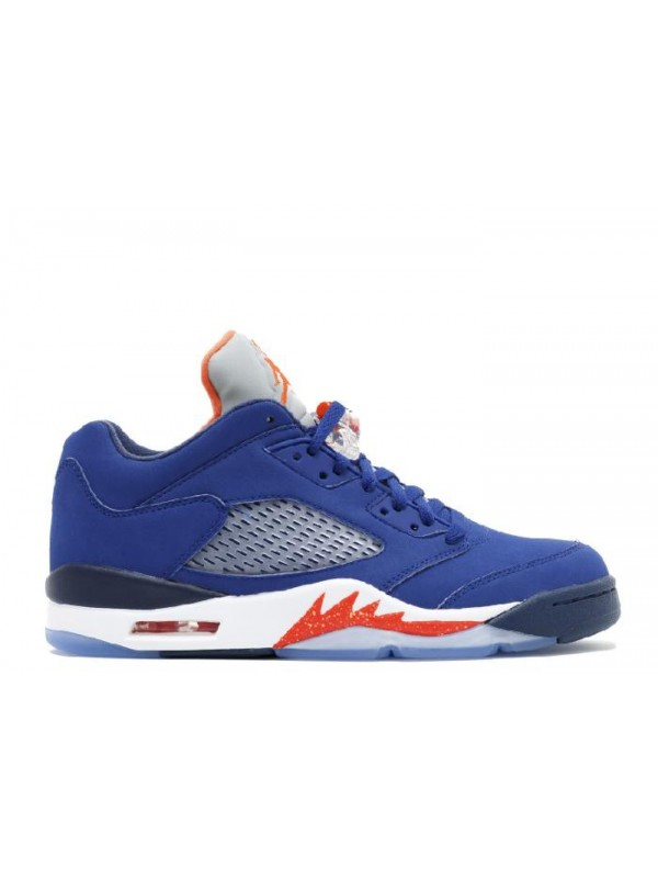 Cheap Air Jordan Shoes 5 Retro Low Knicks