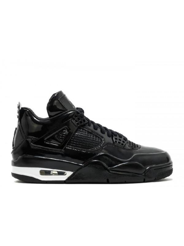Cheap Air Jordan Shoes 4 11Lab4 Black White