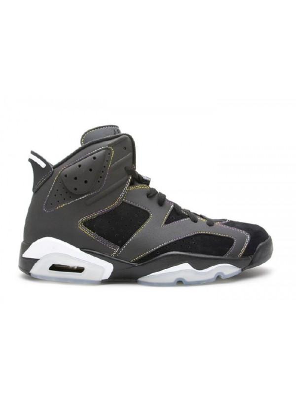 Cheap Air Jordan Shoes 6 Retro Lakersv