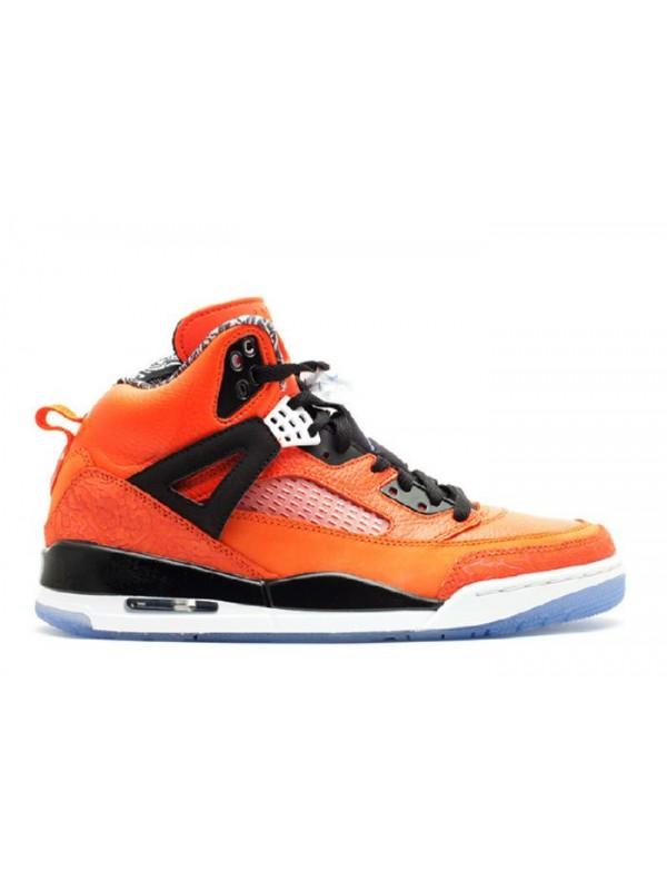 Cheap Air Jordan Shoes Spizlke New York Knicks Orang Flash Blue Ribbon Black White