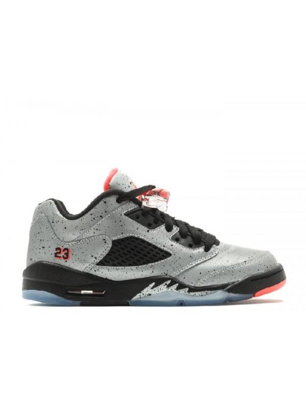 Cheap Air Jordan Shoes 5 Retro Low Bg (Gs) Neymar