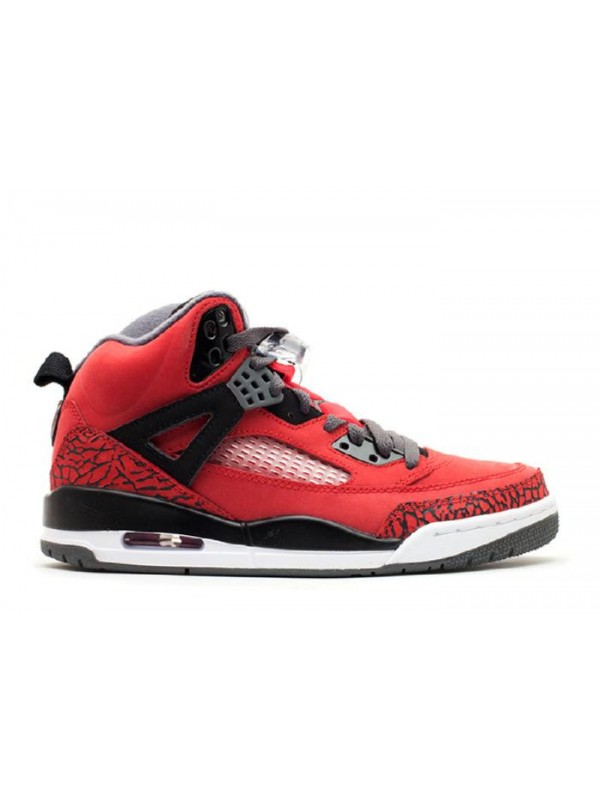 Cheap Air Jordan Shoes Spiz'lke Toro Bravo Gym Red Black Dark Grey White