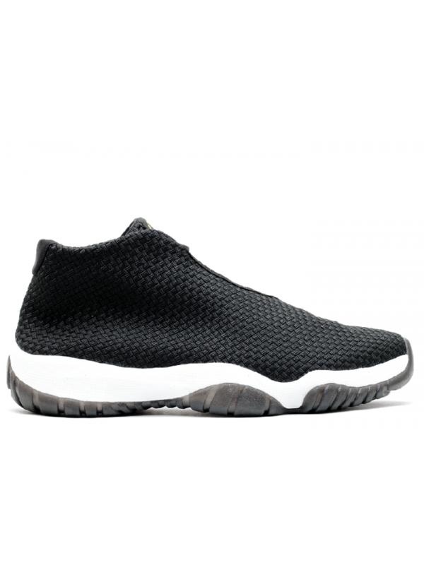 Cheap Air Jordan Shoes Future Black White