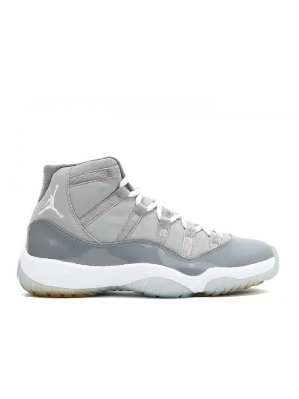 Cheap Air Jordan Shoes 11 Retro Cool Grey (2010)