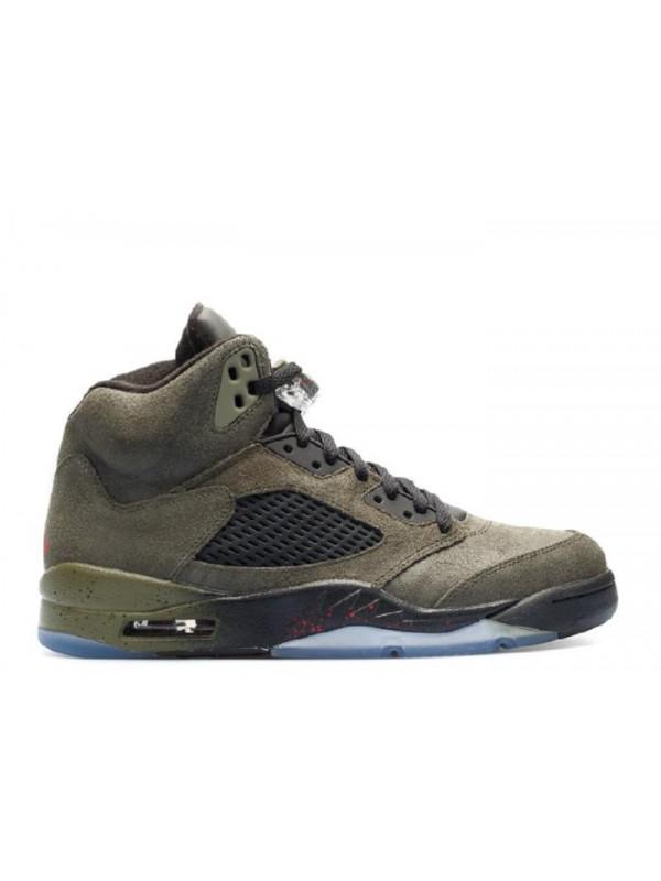 Cheap Air Jordan Shoes 5 Retro Fear Pack
