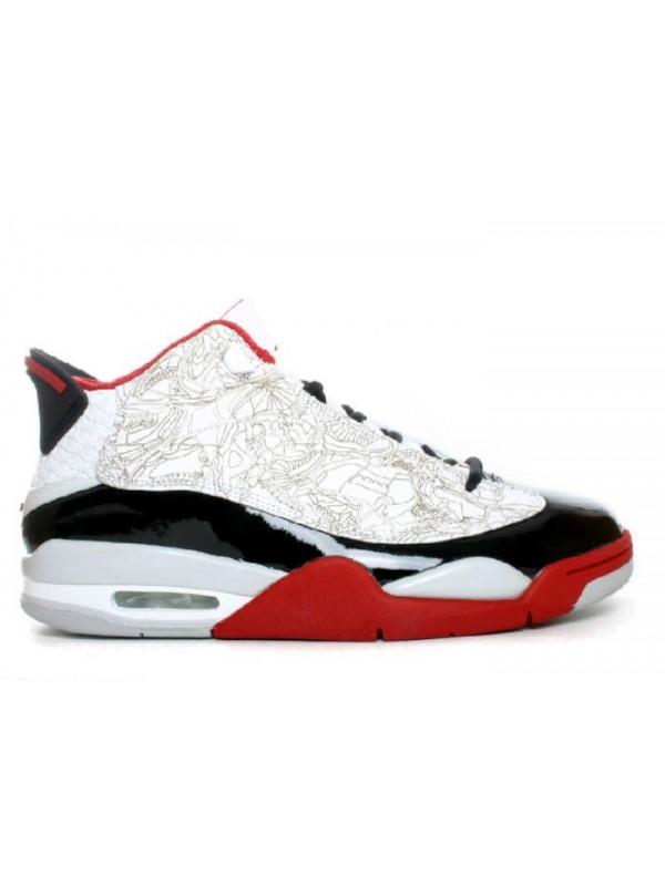 Cheap Air Jordan Shoes Dub-Zero White Black V Red Neutral Grey