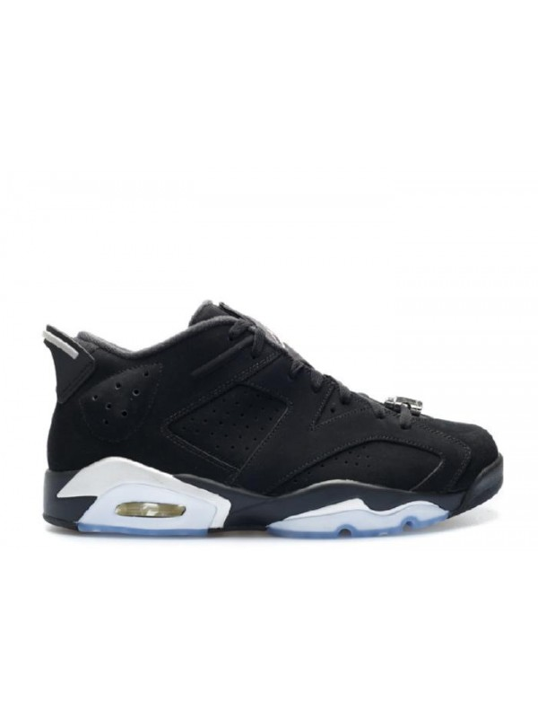 Cheap Air Jordan Shoes 6 Retro Low Chrom