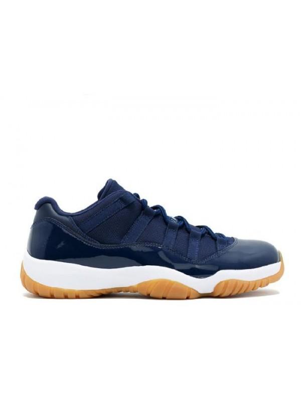 "Cheap Air Jordan Shoes 11 Retro Low ""Navy Gum"""