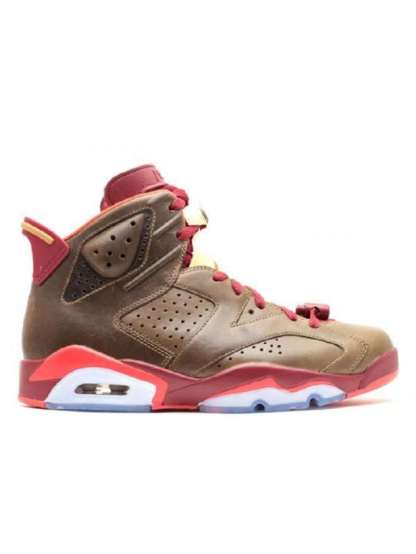 Cheap Air Jordan Shoes 6 Retro Cigar