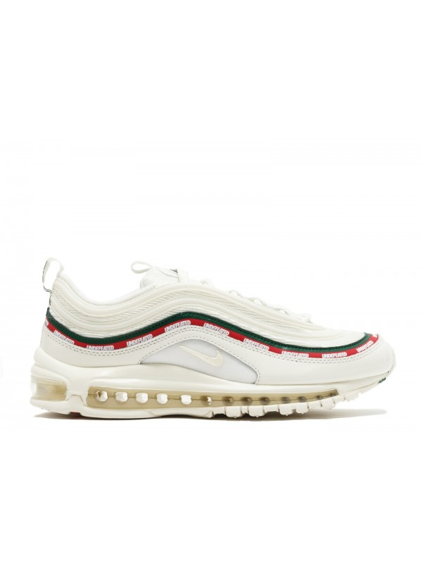 Cheap Nike Air Max97 Undefeated White for Sale