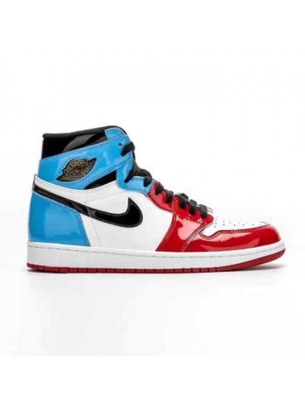 Cheap Air Jordan Shoes 1 Retro High Fearless UNC Chicago