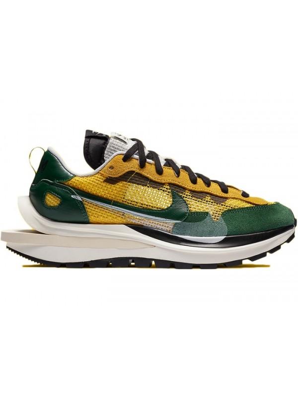 Cheap Sacai x Nike Vaporwaffle Green