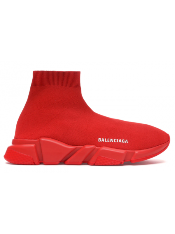 Cheap Balenciaga Speed Trainer Red