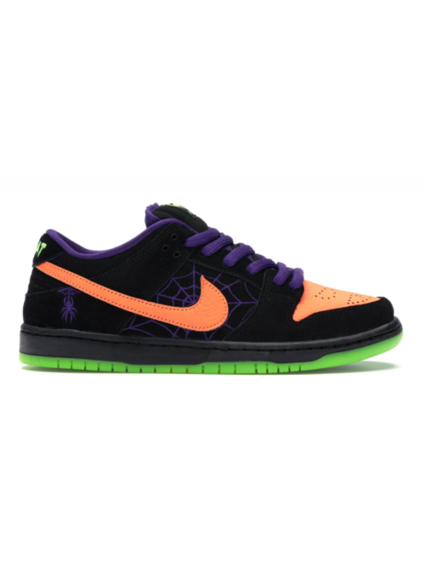 Cheap Nike SB Dunk Low Night of Mischief Halloween