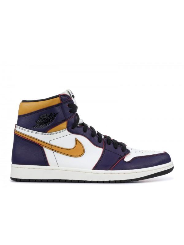 "Cheap Air Jordan Shoes 1 RETRO HIGH SB ""LA TO CHICAGO"""
