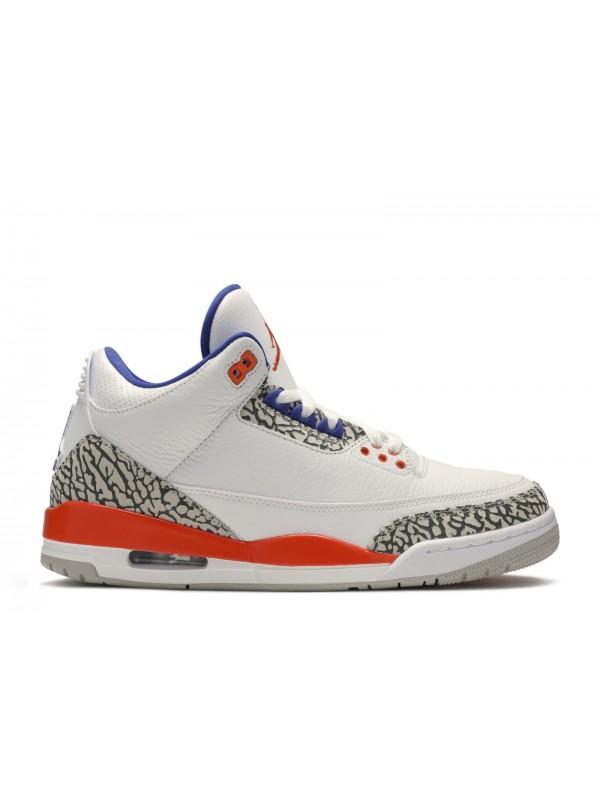 Cheap Air Jordan Shoes 3 Retro Knicks