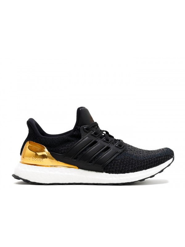 「Olympic Medal」Best Ultra Boost Gold Shoes