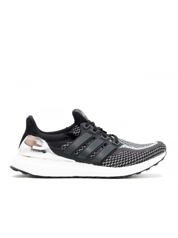 「Olympic Medal」Low Price Ultra Boost Silver Shoes