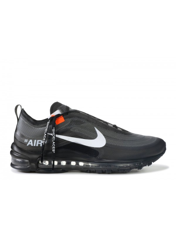 """The 10: Cheap Air Max 97 Black """"OFF-WHITE"""" for Sale"""