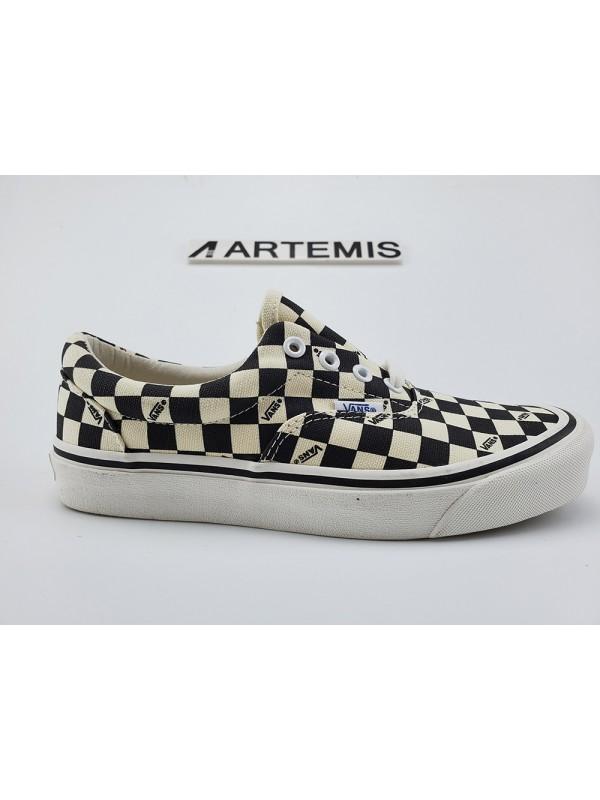 Cheap Vans OG Checkerboard Black