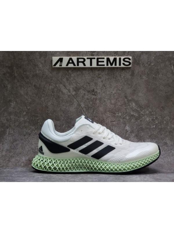 Cheap Adidas Alphaedge 4D Black White