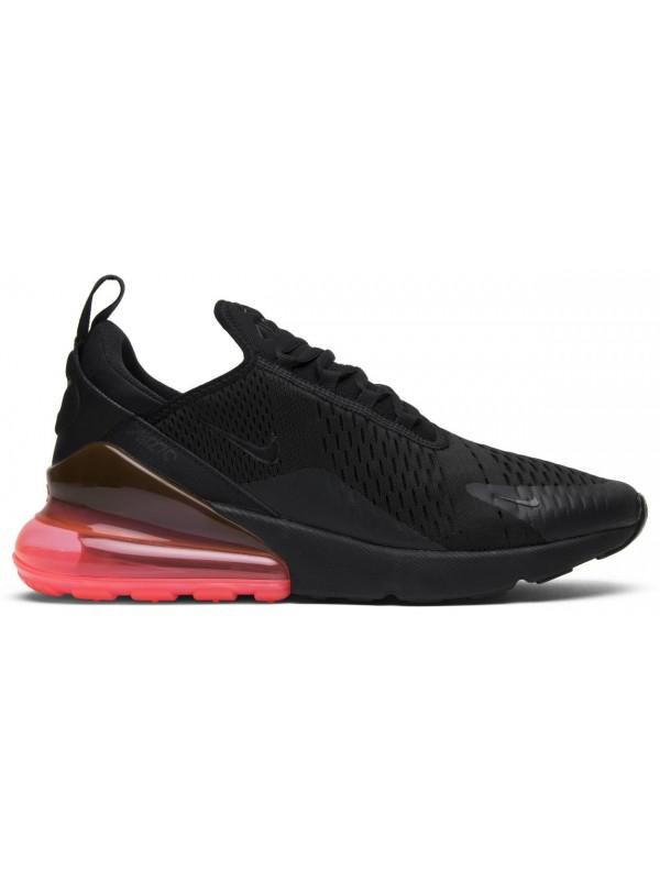 Cheap Nike Air Max 270 Black Hot Punch